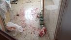 הנפילה הישירה באשקלון: תיעוד מתוך הבית