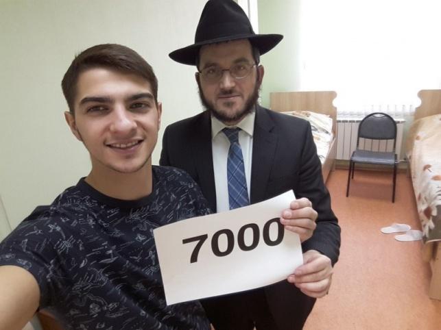 ר' ישעיה משה שאפיט - המוהל של רוסיה: מוהל אחד - 7,000 בריתות