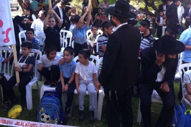 מחאת הילדים