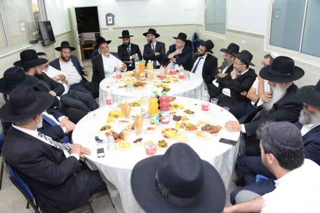 הכינוס בחיפה, אמש