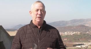גנץ השקיף על סוריה: 'פעלנו ונמשיך לפעול'