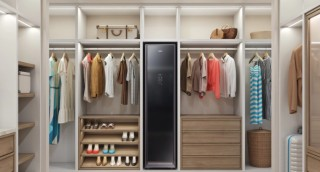 זה טוב מדי: הכירו את הארון שמגהץ ומנקה את הבגדים