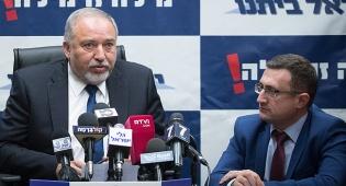 אילטוב וליברמן - ישראל ביתנו: אם חוק הגיוס יעבור - נפרוש