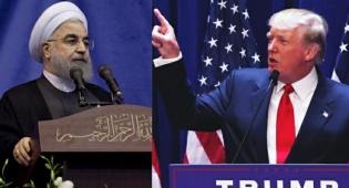 """טראמפ מאשים; איראן בתגובה: """"לא ניפגש"""""""