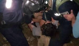 יצהר: המשטרה גייסה תיכוניסטים כדי לפנות