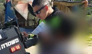 השוטרים הופתעו: רוכב האופנוע ילד בן 11