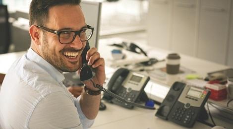 אילוסטרציה - הוזלה משמעותית במחירי הטלפון הקווי