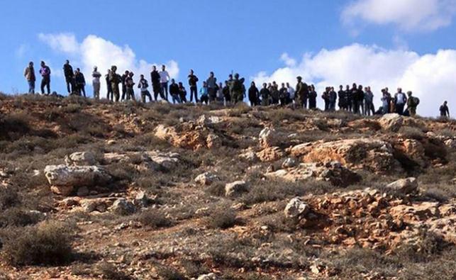 """ילדים ספגו אבנים, פלסטיני נהרג מירי: """"היינו בסכנת חיים"""""""