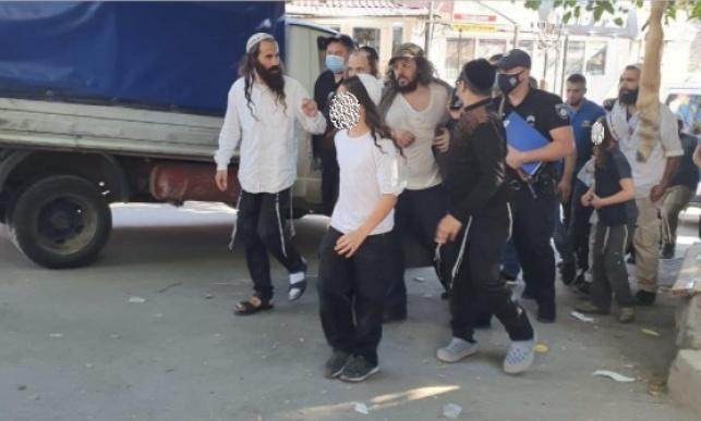 ביצוע המעצרים