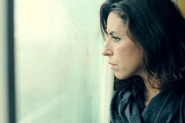 עזבה את הבית בגלל דכאון אחרי לידה. אילוסטרציה