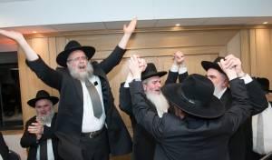 'הכרת הטוב לרבנית': הרבנים התכנסו וחגגו