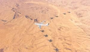 התרגיל הבינלאומי של מטוסי 'האדיר'; תיעוד