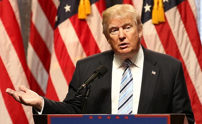 """דונלד טראמפ שוב הרגיז את הסינים; """"ילד"""""""
