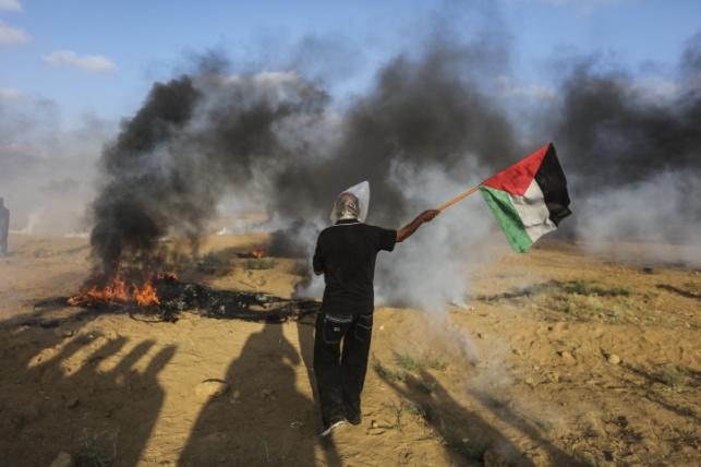 דיווח: החמאס יעצור את 'טרור העפיפונים'