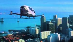 ללא טייס, עם נוסע; הכירו את הרובוט המעופף