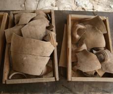 עדויות לחורבן ירושלים בידי הבבלים נחשפו