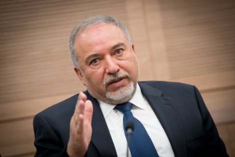 שר הביטחון אביגדור ליברמן - השר ליברמן: לגזור עונש מוות על המחבל