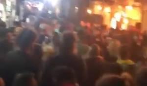 המסיבות בתל אביב, אמש