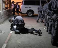 הפגנה במגרש הרוסים. ארכיון