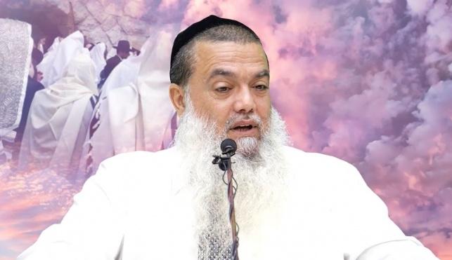 הרב יגאל כהן בוורט לפרשת נשא • צפו