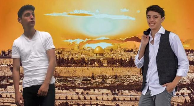 DJ קראז מארח את שלום בנשטיין בשיר לירושלים
