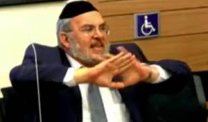 """הנאום של ח""""כ יעקב אשר"""