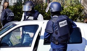 כוחות משטרה במרסיי, ארכיון