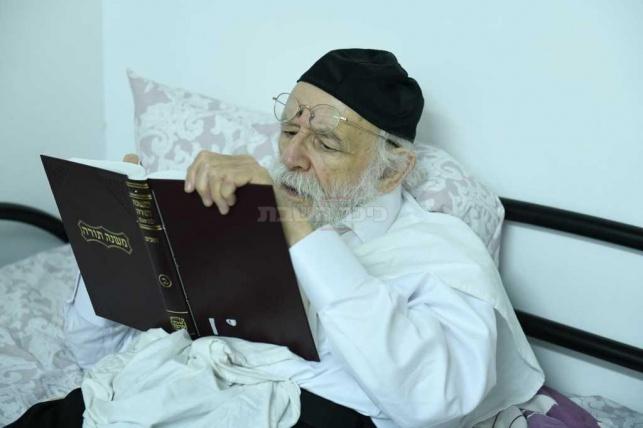 """לימוד במיטה: הגר""""מ גריינמן בהושענא רבא"""