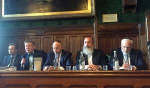 אירוע הר הזיתים בפרלמנט הבריטי.