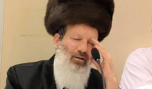 """האדמו""""ר הציוני בוועדת עיטור יקירי ירושלים"""