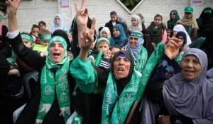 """תומכי חמאס יצביעו ביו""""ש?"""