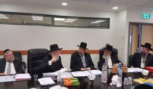 """התכנסות מועצת הרבנות - הרבנות במתקפה נגד בג""""ץ: 'זה מדרון תלול'"""