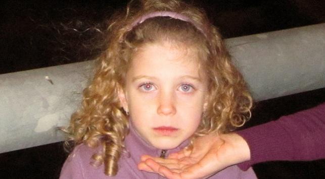 פרדי, אחת מבנות המשפחה, בכביש 6, השבוע (צילום: כיכר השבת)