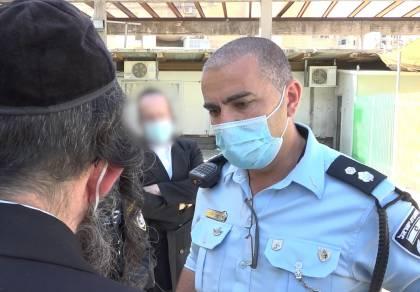 השוטרים - בתלמודי התורה