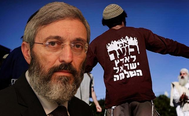 למתנחלים בעמונה לא אכפת מהאומה היהודית