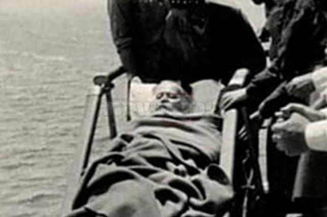 התמונה האחרונה של ר' משה בלוי