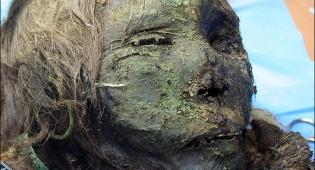 מומיה בת 900 שנה התגלתה בערבות סיביר