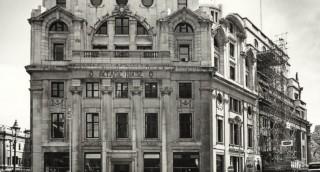 משרד הכרטיסים של אניית טיטניק הפך לבניין מגורים יוקרתי