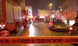 פיצוץ עז בבית כנסת בבית וגן; 3 נפצעו קל
