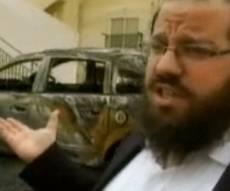 יצחק אריאל, ארכיון - משיכות בטלית וגז מדמיע: מהומות בתפרח