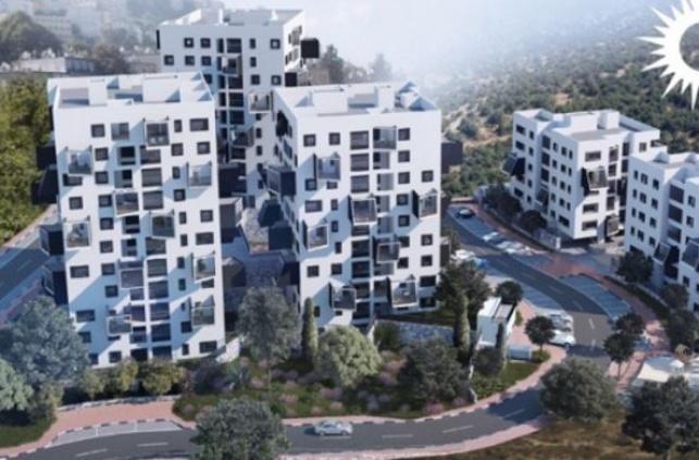 פרוייקט נווה הדר בחיפה. דוגמא למגורים זולים בקהילה מתפתחת.