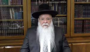 הרב מרדכי מלכא על פרשת כי תצא • צפו