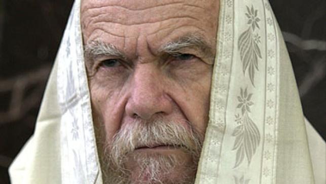 """הגר""""ג אדלשטיין (צילום: חיים לוי, ויקיפדיה)"""