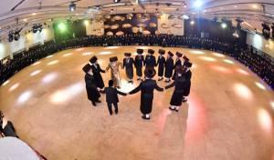 בויז'ניץ חגגו את יום ההיווסדות של 'השיטה הקדושה'
