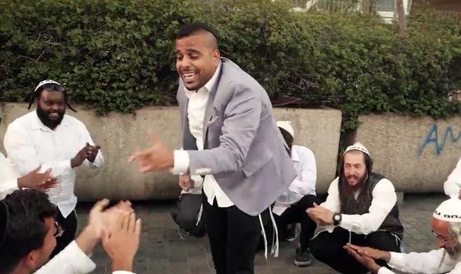 נריה אנג'ל בסינגל חדש - 'אצל רבנו הקדוש'