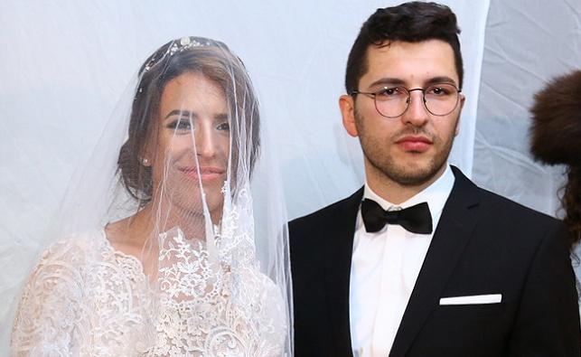 ארי גלהר התחתן - כולם התייצבו • גלריה