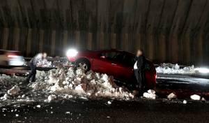 אילוסטרציה - תאונה קשה - בדרך למעז'יבוז' וברדיטשוב