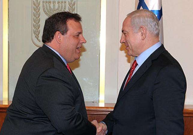 מושל ניו-ג'רזי נבחר והגיע לבקר בישראל