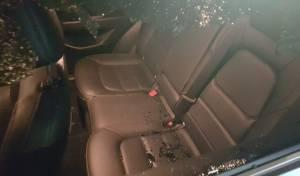 'התנכלות': רכבו של מזכיר ה'מועצת' פונצ'ר