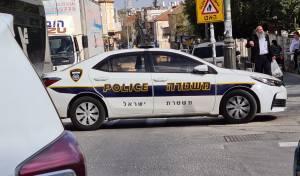 תיעוד: המשטרה סגרה את 'גאולה' הסואנת